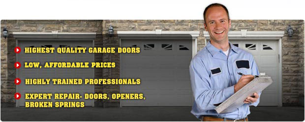 Louisville Overhead Garage Door Repair