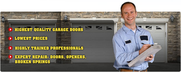 Henryville Garage Door Repair